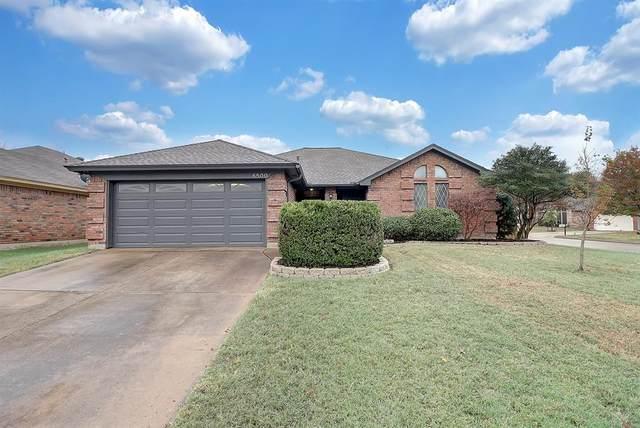 6500 Eldorado Drive, Arlington, TX 76001 (MLS #14477939) :: The Good Home Team