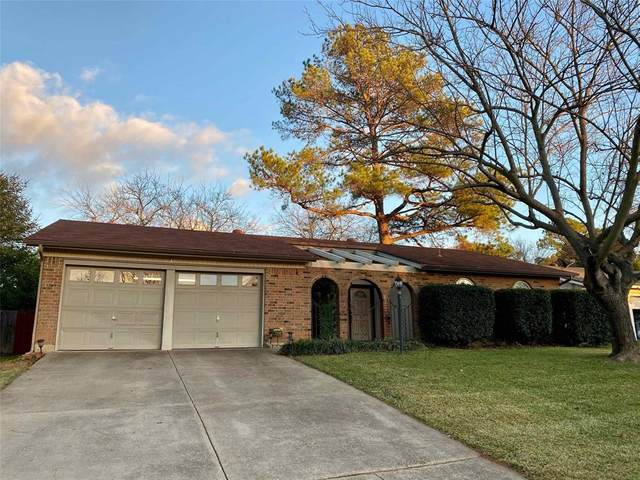 2505 Bent Tree Lane, Arlington, TX 76016 (MLS #14477956) :: Trinity Premier Properties