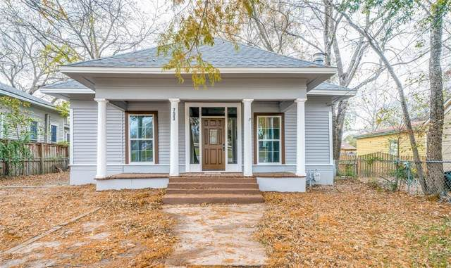 703 N Catherine Street, Terrell, TX 75160 (MLS #14477959) :: All Cities USA Realty