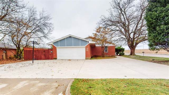 206 N Central Expy, Allen, TX 75013 (MLS #14477963) :: The Mauelshagen Group