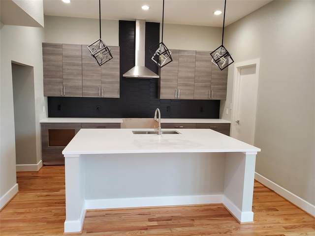 484 S Tyler Avenue #3, Dallas, TX 75208 (MLS #14477965) :: The Hornburg Real Estate Group