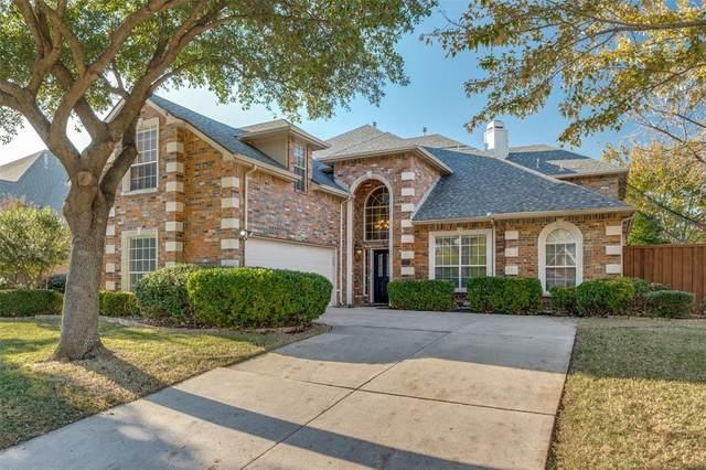 4917 Plantation Lane, Frisco, TX 75035 (MLS #14477975) :: The Heyl Group at Keller Williams
