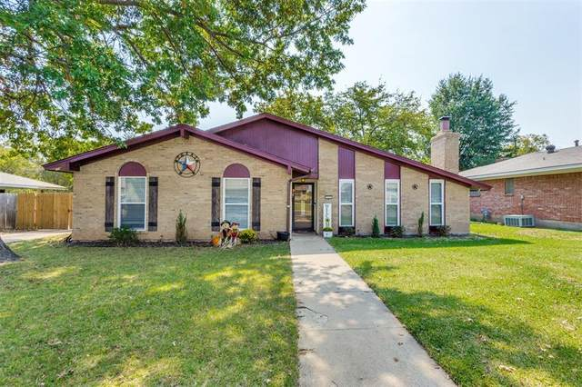 522 W Oxford Drive, Sherman, TX 75092 (#14477977) :: Homes By Lainie Real Estate Group