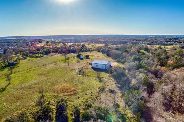 671 Carter Road, Springtown, TX 76082 (MLS #14477994) :: The Star Team | JP & Associates Realtors