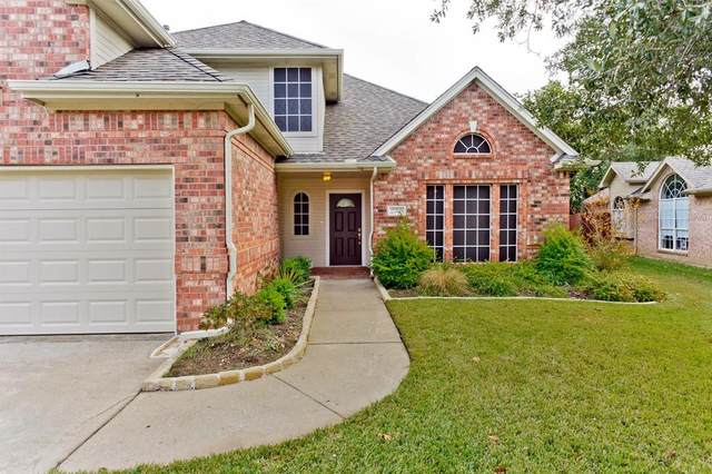 2708 Willow Creek, Bedford, TX 76021 (MLS #14477995) :: The Hornburg Real Estate Group