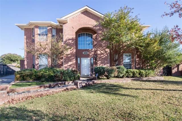 1016 Hollaway Circle, Desoto, TX 75115 (MLS #14478011) :: RE/MAX Landmark