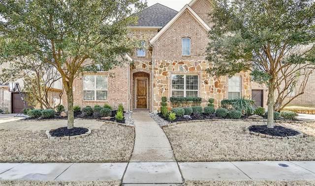 1516 Wagonwheel Trail, Keller, TX 76248 (MLS #14478026) :: The Good Home Team