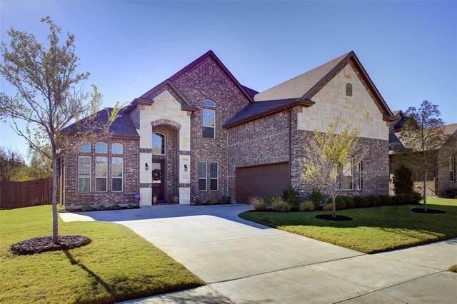 402 Ashlawn Drive, Midlothian, TX 76065 (MLS #14478036) :: The Mauelshagen Group