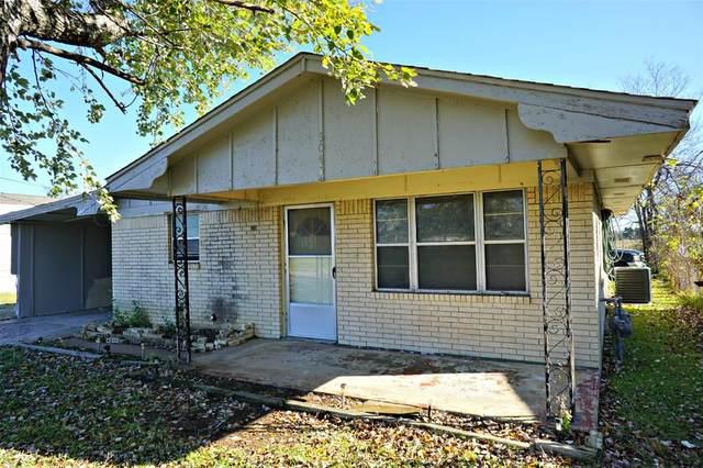 504 Depot Street, Whitesboro, TX 76273 (MLS #14478056) :: The Mauelshagen Group