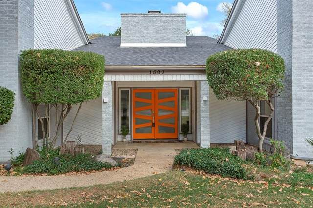 1507 N Fielder Road, Arlington, TX 76012 (MLS #14478065) :: Robbins Real Estate Group