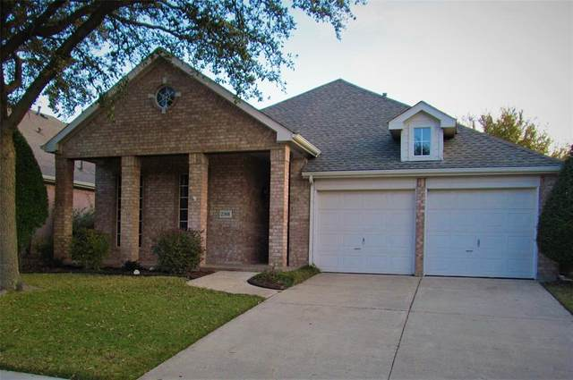 2301 Tralee Circle, Mckinney, TX 75072 (MLS #14478072) :: The Kimberly Davis Group