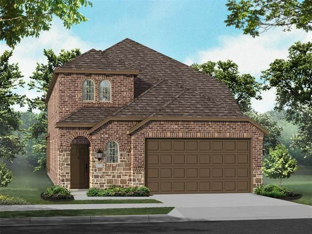 3516 Hunter Street, Aubrey, TX 76227 (MLS #14478087) :: Potts Realty Group