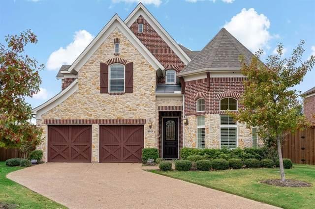 4649 Stone Oak Drive, Carrollton, TX 75010 (MLS #14478091) :: Frankie Arthur Real Estate