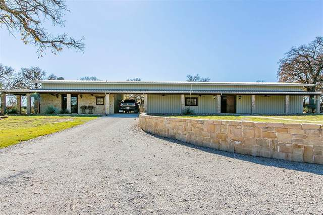 601 Indian Camp Road, Weatherford, TX 76088 (MLS #14478099) :: Keller Williams Realty