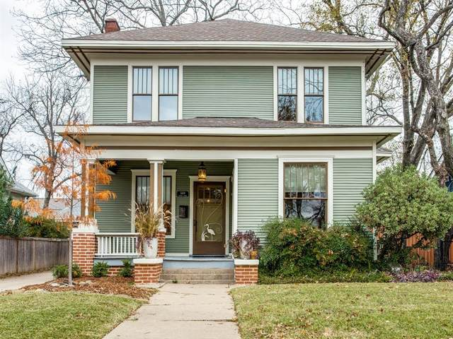 5609 Tremont Street, Dallas, TX 75214 (MLS #14478134) :: Front Real Estate Co.