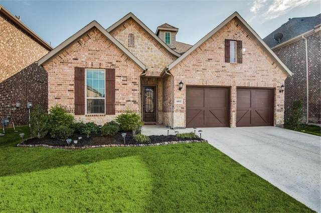 1900 Graham Way, Mansfield, TX 76065 (MLS #14478138) :: The Tierny Jordan Network