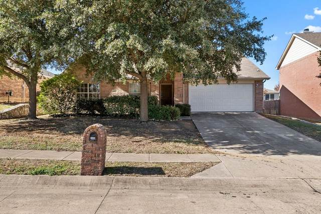 1408 Buckingham Drive, Forney, TX 75126 (MLS #14478153) :: All Cities USA Realty