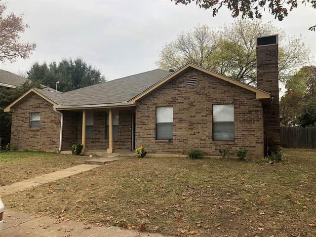 1031 Wayne Avenue, Duncanville, TX 75137 (MLS #14478172) :: The Mauelshagen Group
