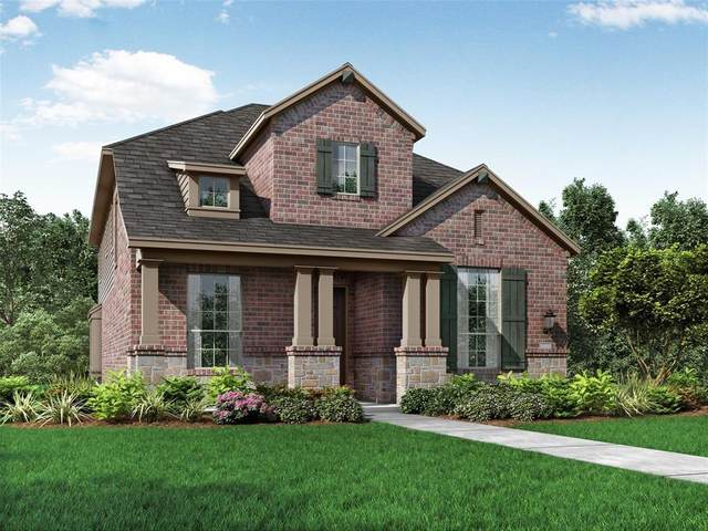 321 Mustang Draw Trail, Mckinney, TX 75071 (MLS #14478186) :: The Mauelshagen Group