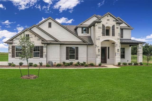 3207 Koscher Drive, Grand Prairie, TX 75104 (MLS #14478191) :: The Heyl Group at Keller Williams