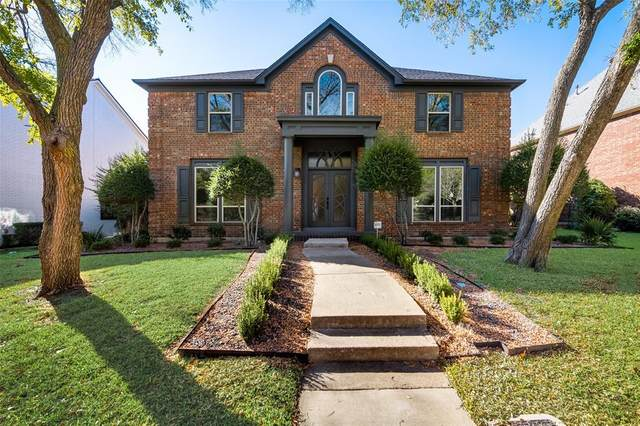 7625 Cedar Elm Drive, Irving, TX 75063 (MLS #14478195) :: The Tierny Jordan Network