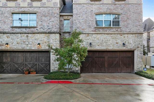 2700 Club Ridge Drive #7, Lewisville, TX 75067 (MLS #14478204) :: The Mitchell Group