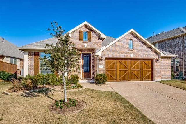 1517 Wright Street, Aubrey, TX 76227 (MLS #14478230) :: The Kimberly Davis Group
