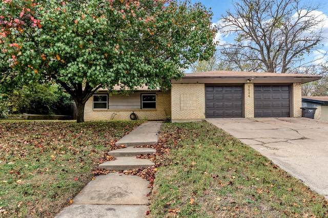 5424 Wales Avenue, Fort Worth, TX 76133 (MLS #14478233) :: Real Estate By Design