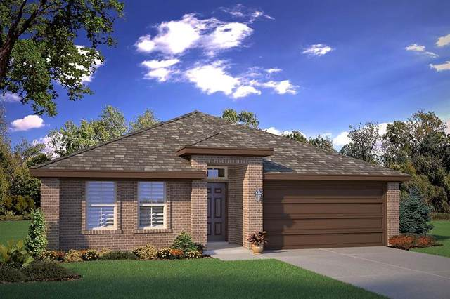 2108 Chesnee Road, Fort Worth, TX 76108 (MLS #14478239) :: Real Estate By Design