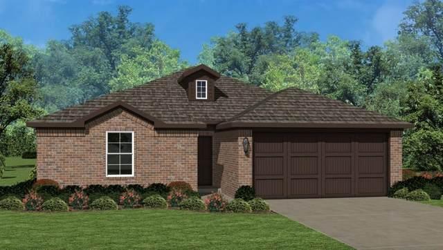 2109 Chesnee Road, Fort Worth, TX 76108 (MLS #14478241) :: EXIT Realty Elite