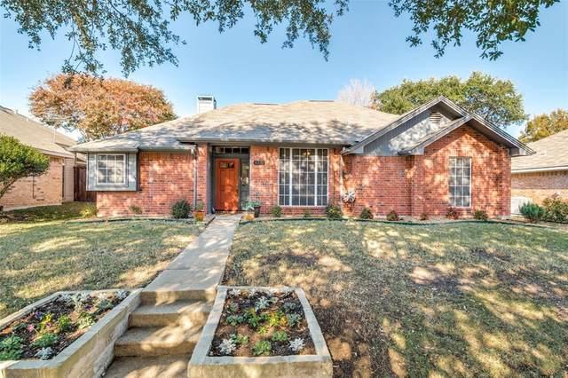 8370 Cripple Creek, Frisco, TX 75034 (MLS #14478255) :: The Kimberly Davis Group