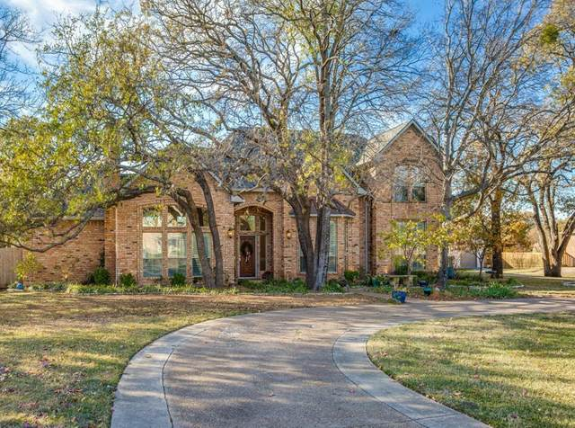 105 Pheasant Run Road, Argyle, TX 76226 (MLS #14478270) :: Trinity Premier Properties