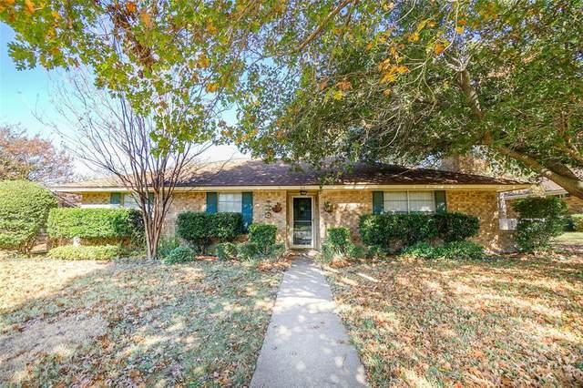 314 Hillcrest Street, Midlothian, TX 76065 (MLS #14478285) :: The Mitchell Group