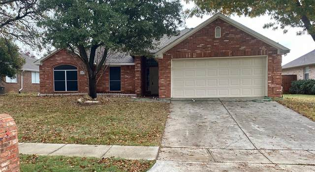 2912 Custer Drive, Corinth, TX 76210 (MLS #14478299) :: The Mitchell Group