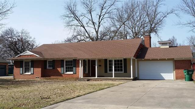 907 S Rusk Street S, Gainesville, TX 76240 (MLS #14478357) :: The Kimberly Davis Group