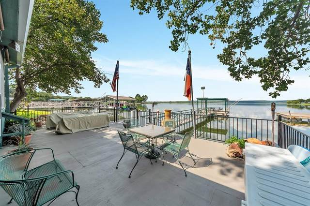 1601 Forum Circle #156, Possum Kingdom Lake, TX 76449 (MLS #14478381) :: All Cities USA Realty