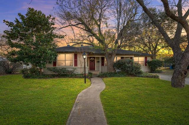 376 Edwards, Lewisville, TX 75057 (MLS #14478386) :: All Cities USA Realty