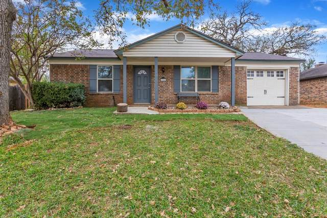 5908 Willow Branch Drive, Arlington, TX 76017 (MLS #14478387) :: The Hornburg Real Estate Group