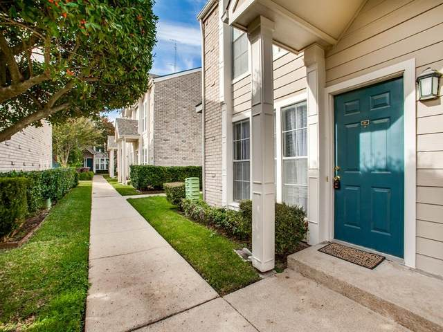 5881 Preston View Boulevard #157, Dallas, TX 75240 (#14478388) :: Homes By Lainie Real Estate Group