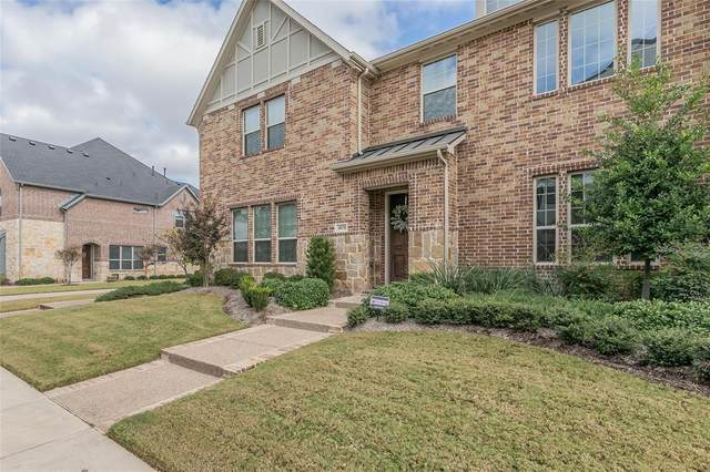 4031 Snow Goose Trail, Arlington, TX 76005 (MLS #14478390) :: The Hornburg Real Estate Group