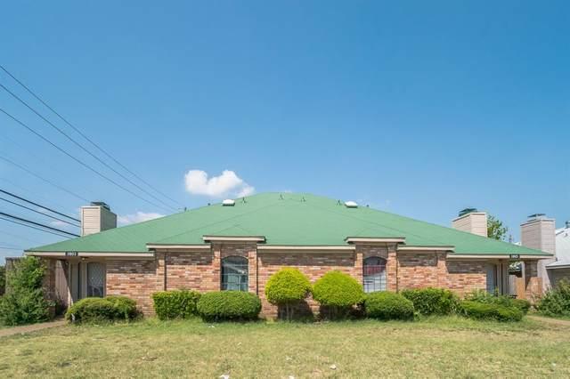 11803 Garden Terrace Drive #2, Dallas, TX 75243 (MLS #14478419) :: Frankie Arthur Real Estate