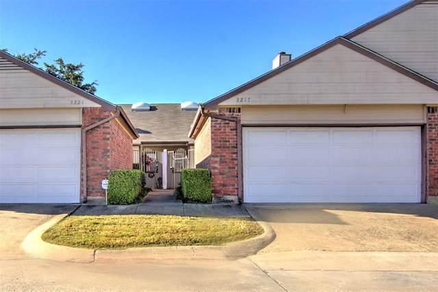 3217 Wykes Drive, Garland, TX 75043 (MLS #14478454) :: The Heyl Group at Keller Williams