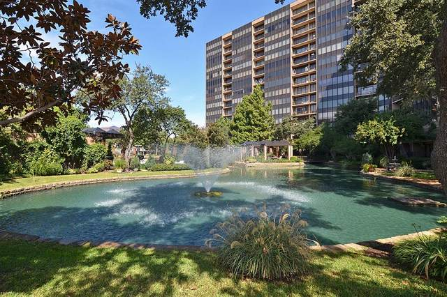 5200 Keller Springs Road #827, Dallas, TX 75248 (MLS #14478470) :: Front Real Estate Co.