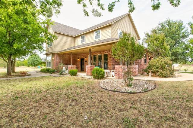 3244 County Road 1227, Cleburne, TX 76033 (MLS #14478479) :: The Mauelshagen Group