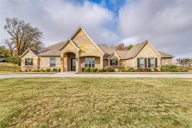 4117 Crosswind Street, Burleson, TX 76028 (MLS #14478489) :: Bray Real Estate Group