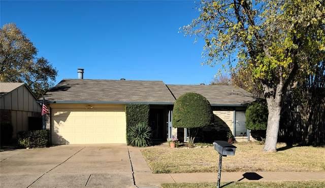 6929 Glenhurst Drive, North Richland Hills, TX 76182 (#14478514) :: Homes By Lainie Real Estate Group