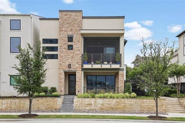 6121 Preserve Drive, Plano, TX 75024 (MLS #14478519) :: The Mitchell Group