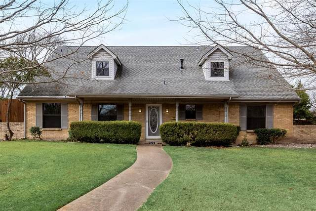 623 Willowbrook Circle, Duncanville, TX 75116 (MLS #14478520) :: The Hornburg Real Estate Group