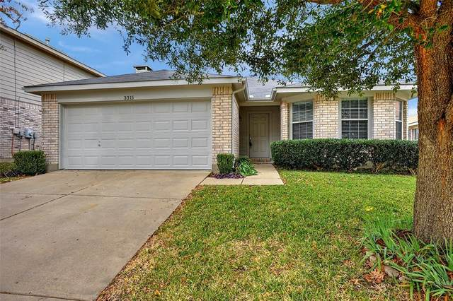 3315 Portsmouth Place, Sherman, TX 75092 (#14478521) :: Homes By Lainie Real Estate Group