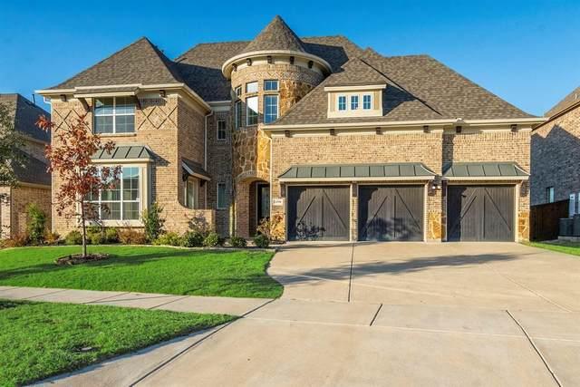 11558 Cerrillos Drive, Frisco, TX 75035 (MLS #14478556) :: The Heyl Group at Keller Williams